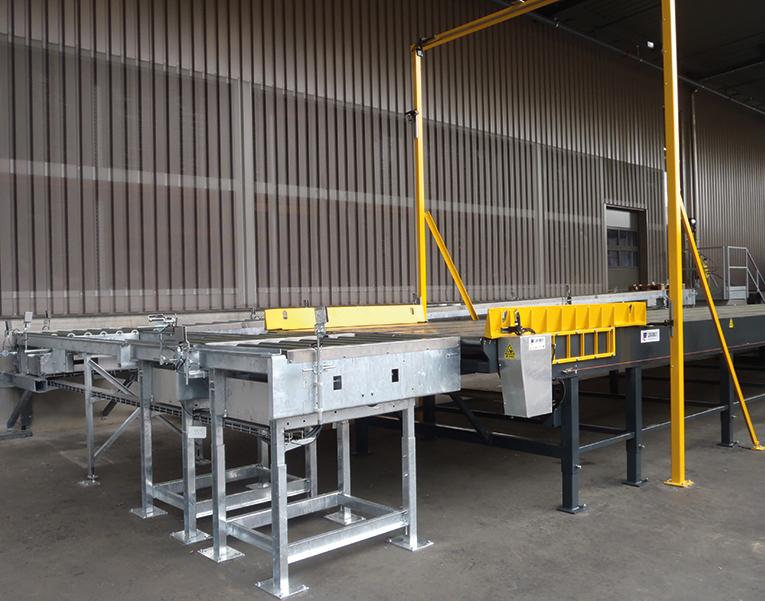 CargoMatic snel laden en lossen